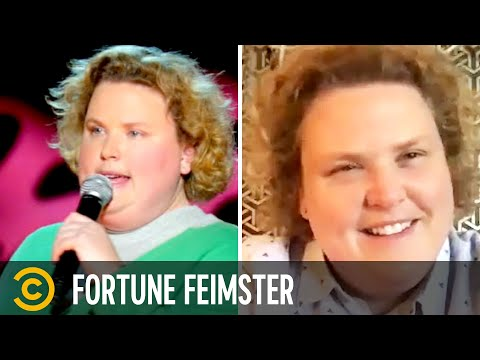 What Fortune Feimster's Mom Really Thinks of Her Stand-Up - Call Your Mother