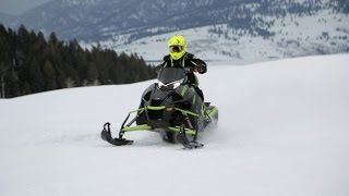 9. 2017 Arctic Cat XF 9000 High Country Turbo Review