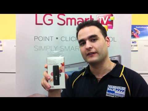 LG WIFI Dongle AN-WF100