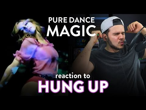 Madonna Reaction Hung Up Official Video (WOW) | Dereck Reacts