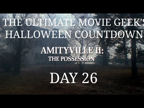 Halloween Countdown 2018 - Day 26 Amityville II The Possession (1982)