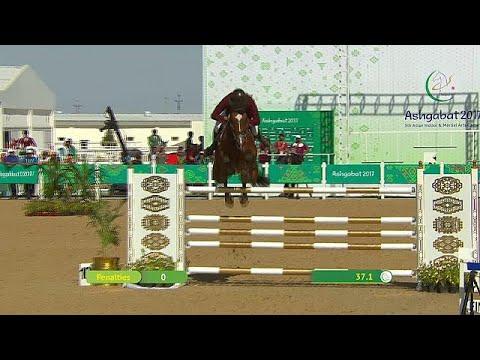 Ασγκαπμπάτ: Χρυσό μετάλλιο στην ιππασία για Κατάρ και Τουρκμενιστάν – sport