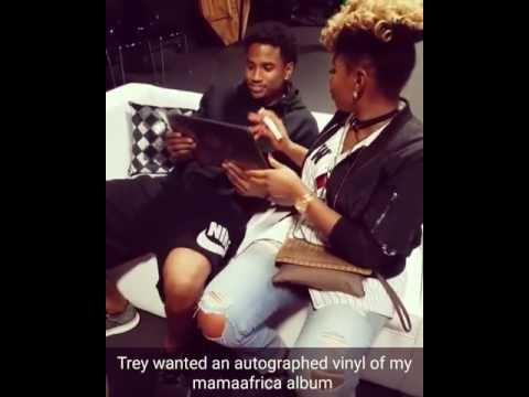 Download Yemi Alade Hangs Out With Trey Songz MP3