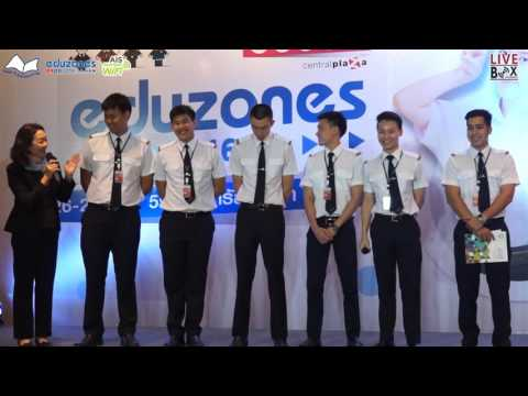 EDUZONES EXPO 2016 :กิจกรรมจากมหาวิทยาลัยรังสิต 2