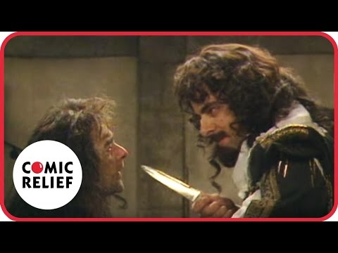 comic - Classic Comedy see's Black Adder return for a Comic Relief Special. It is up to Charles' loyal subjects Sir Edmund Blackadder (Rowan Atkinson) and Baldrick (...
