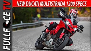 3. 2017 Ducati Multistrada 1200S Specs and Review