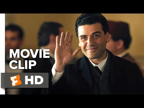The Promise Movie CLIP - Old Friends and New (2017) - Oscar Isaac Movie
