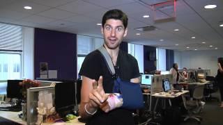 Ben Aaron Defends His Pepperoni