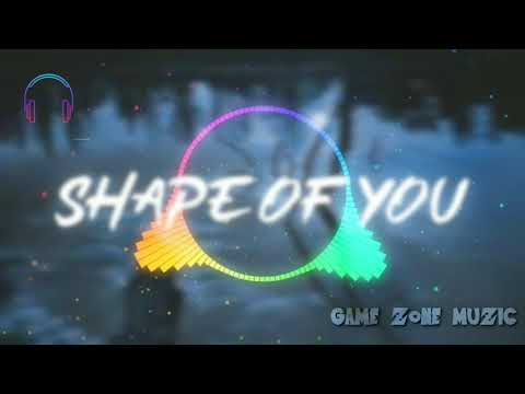 ed sheeran - shape of you | no copyright version 8D song