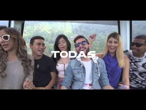 Andas En Mi Cabeza (Letra) - Chino y Nacho (Video)
