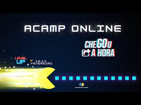 "🔴 LIVE ""Acamp On-line - ARJ"""