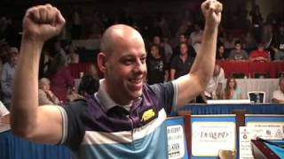 2010 US OPEN 9 Ball Finals Darren Appleton Champion