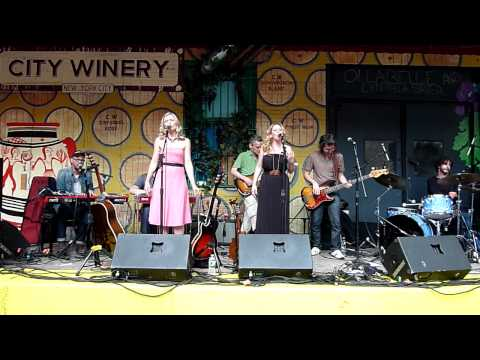 Ollabelle - Down By The Riverside 7-31-12 City Winery Backyard, NYC