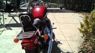 2. 2000 Honda Shadow Spirit 1100