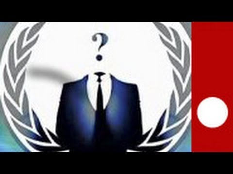 Israeli websites come under Anonymous attack