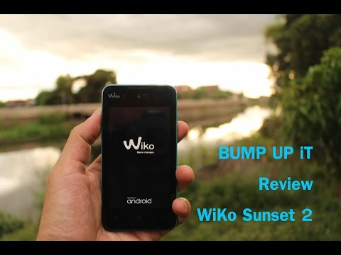 รีวิว Wiko Sunset 2 By Bump UP iT