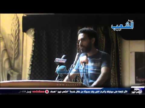 أحمد زيادة ينقل رسالة شوكان من داخل المعتقل