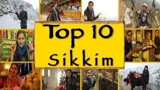 Gangtok India  city photos : Top 10 Things To Do || Gangtok || Sikkim