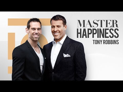 Master Happiness - Tony Robbins | Inside Quest #40