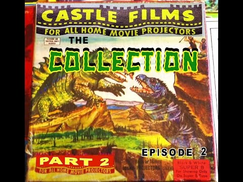 SUPER 8 SHOW PART 2 CASTLE FILMS