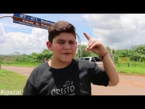 Passeio na Rodovia do Peixe em Rondonópolis - Mato Grosso