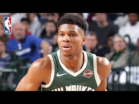 Video: Bucks vs Mavericks   Full Game Recap: Milwaukee Dominates The Paint