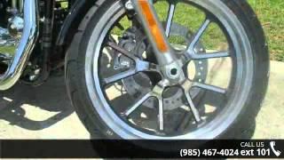 10. 2014 Harley-Davidson SuperLow 1200T