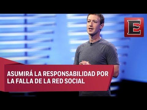 Zuckerberg rendirá cuentas al Congreso por la fuga de datos de Facebook