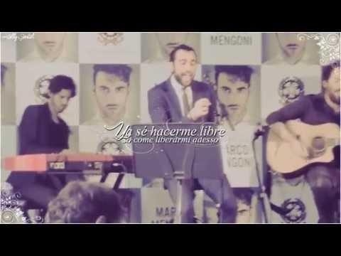 , title : 'Marco Mengoni   No Me Detendrè   Testo + Traduzione   UnOfficial video'