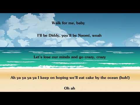 DNCE - Cake By The Ocean (Lyrics) (CLEAN)