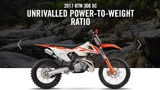 9. 2017 KTM  Off Road Line Reveal New Dirt Bikes - Episode 122