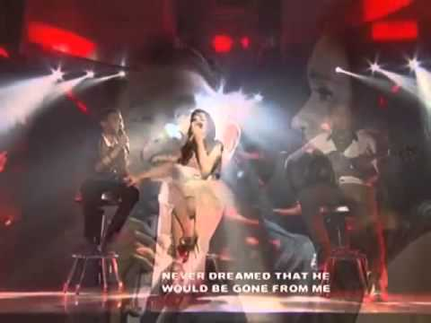 "Aldrich Talonding Feat. Angeline Quinto ""Dance With My Father"" Cover En Vivo"