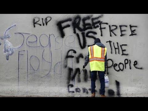 Παγκόσμια κατακραυγή για τον θάνατο του Τζορτζ Φλόιντ