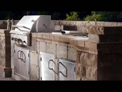 Maryland Outdoor Kitchens Design Video