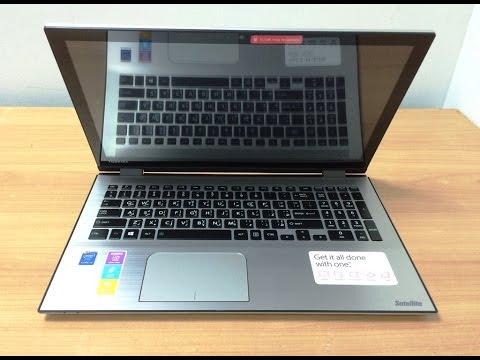, title : 'Toshiba Satellite Radius 15 (2-in-1) Laptop Unboxing'