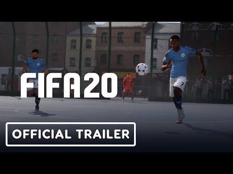 FIFA 20 Official Reveal Trailer ft VOLTA Football - E3 2019