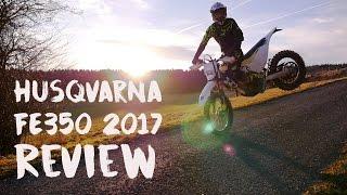 9. Husqvarna FE 350 2017 - 4K Bike Review