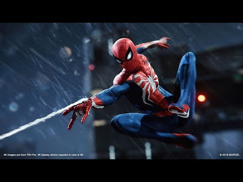 Spider-Man – E3 2018 Gameplay