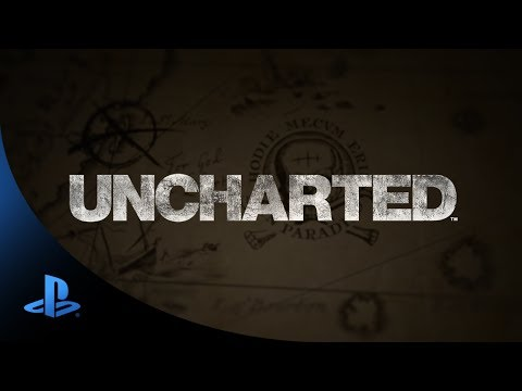 Uncharted – PlayStation 4 – Teaser