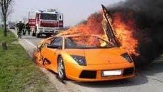 Most shocking car crashes