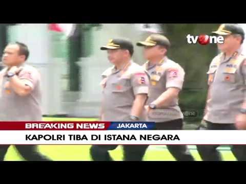 Kapolri Tito Karnavian Turut Dipanggil Jokowi ke Istana Negara, Jadi Calon Menteri?