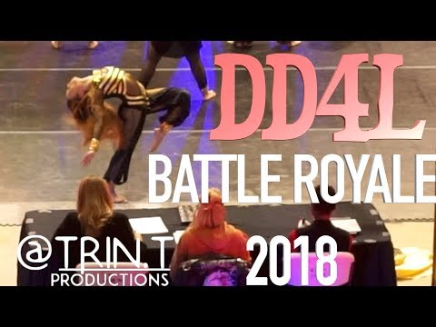 Dancing Dolls | Battle Royale | Arabian Nights Creative (2018)