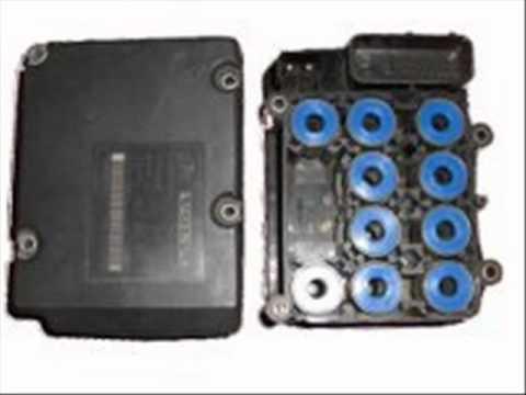 Uitbouwen Reparatie ABS pomp Volvo V70 S60 S80 850 C70 C70 ATE 10.0946-0400.3 0949 defect DIY S40