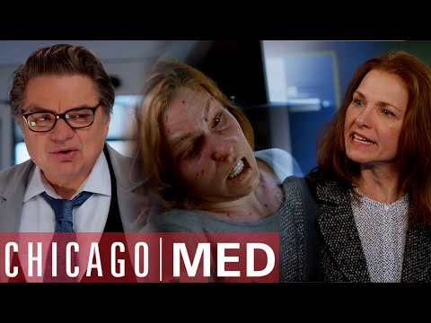 Mother Believes Her Daughter Is Possessed | Chicago Med