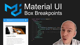 Material UI - Box Breakpoints