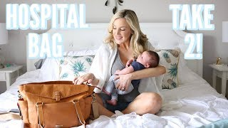 Video WHAT I ACTUALLY USED IN MY HOSPITAL BAG + WHAT THEY GAVE ME! | LABOR & DELIVERY MP3, 3GP, MP4, WEBM, AVI, FLV Agustus 2019