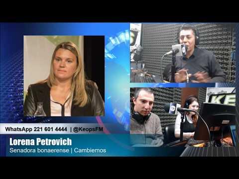 Petrovich detalló cómo es el armado de Cambiemos en la Tercera Sección