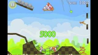 Angry Birds Seasons Golden Egg 13 Walkthrough Easter Eggs