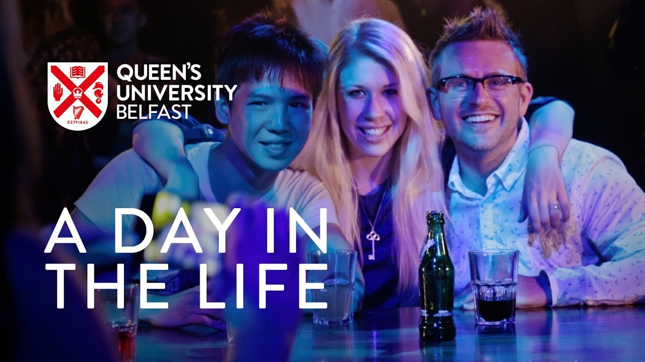 Video Thumbnail: A Day in the Life: Queen's Student Experience