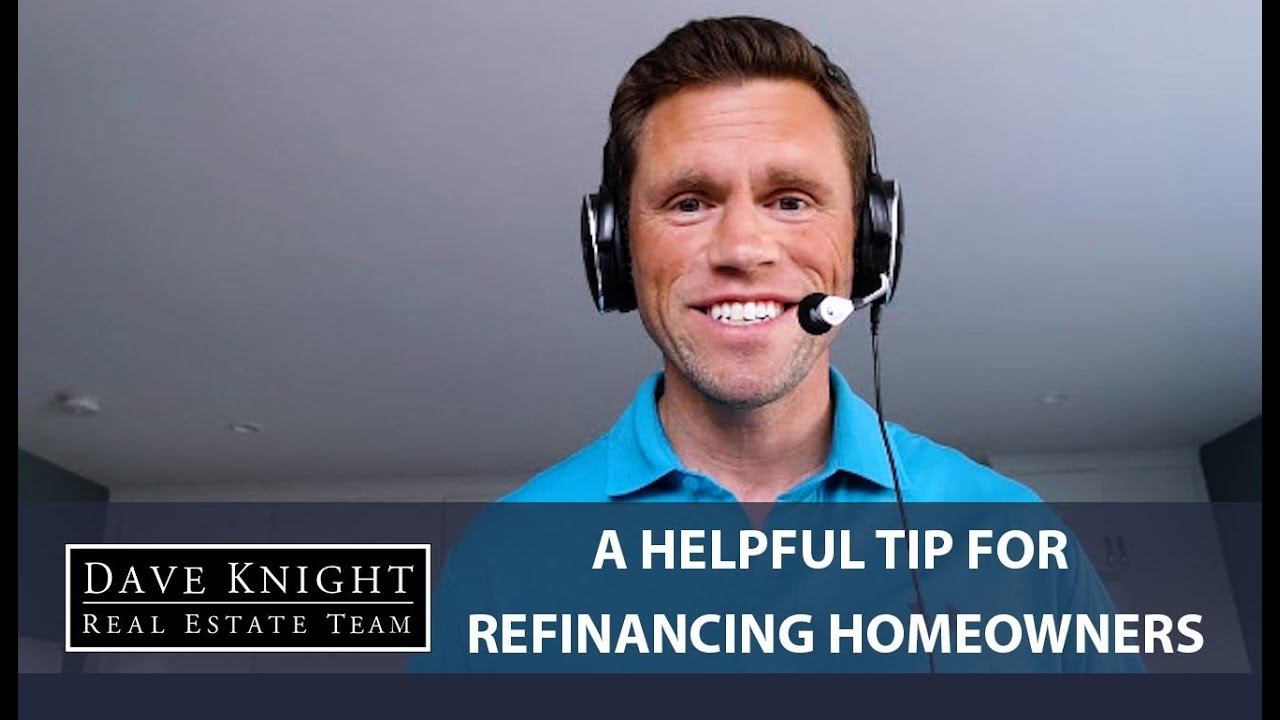The Benefits of Refinancing in Today's Market